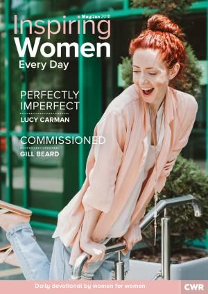 Inspiring Women Every Day May June 2018