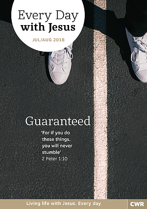 Every Day With Jesus - Jul/Aug 2018 - Large Print Edition