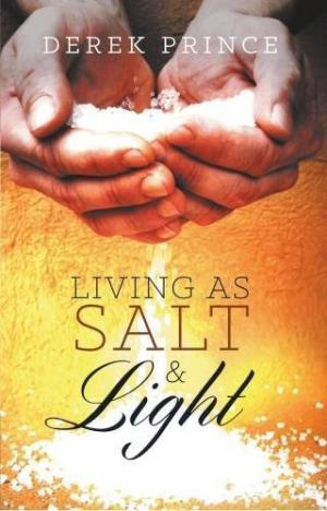 Living As Salt And Light Paperback Book