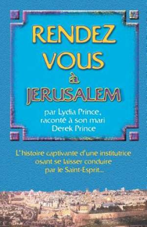 Appointment in Jerusalem - French