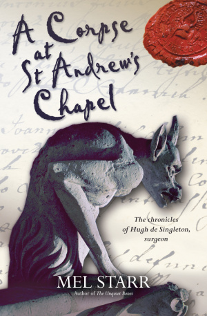 A Corpse at St Andrew's Chapel