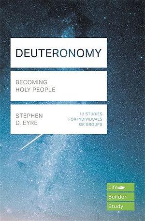 Lifebuilder Bible Study: Deuteronomy