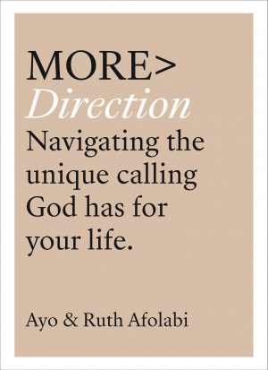 more DIRECTION