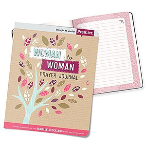 Woman to Woman Prayer Journal