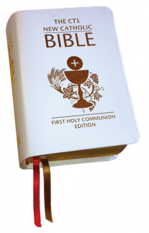 The CTS New Catholic Bible: First Holy Communion Edition