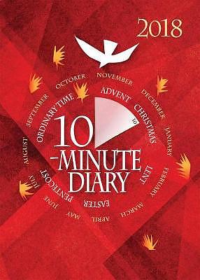 10-Minute Diary 2018