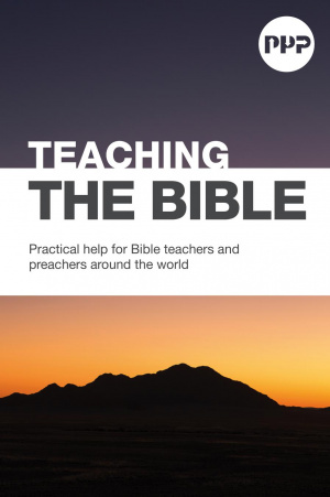 PPP: Teaching the Bible
