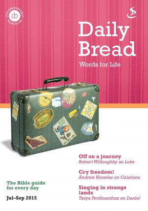 Daily Bread July September 2015