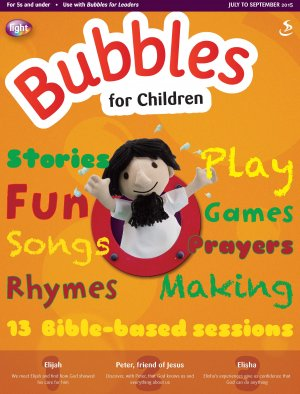 Bubbles for Children July September 2015