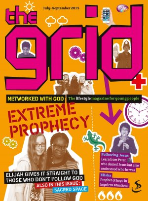 the GRID for Children July September 2015