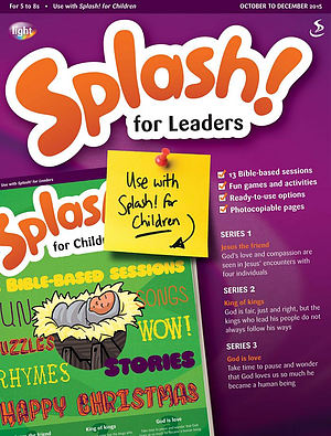 Splash for Leaders October to December 2015