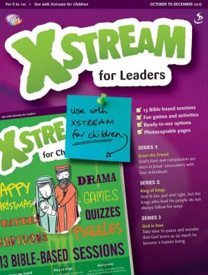 Xstream for Leaders October to December 2015