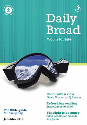 Daily Bread January March 2016