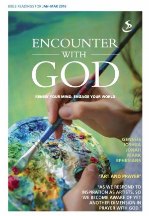Encounter With God January March 2016