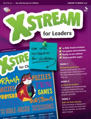Xstream for Leaders January March 2016