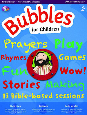 Bubbles for Children January March 2016