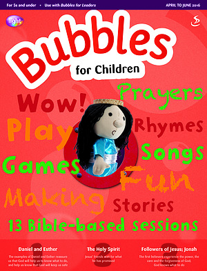 Bubbles for Children April June 2016