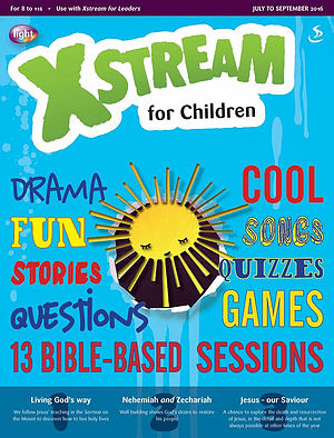 Xstream for Children July-September 2016
