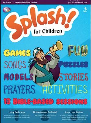 Splash for Children July-September 2016