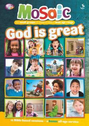 Mosaic: God is Great