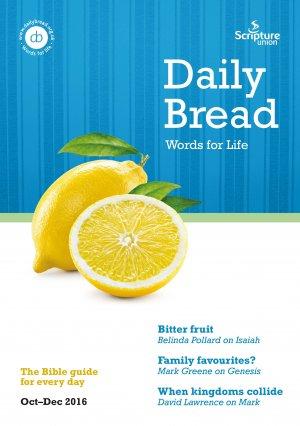 Daily Bread October - December 2016