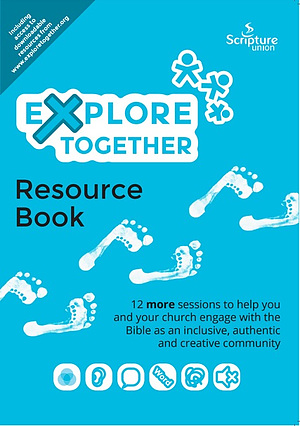 Explore Together - Blue Resource Book