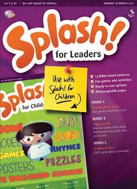 Splash! for Leaders January-March 2017