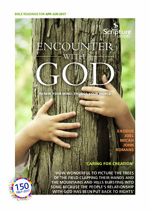Encounter With God April June 2017