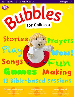 Bubbles for Children April June 2017