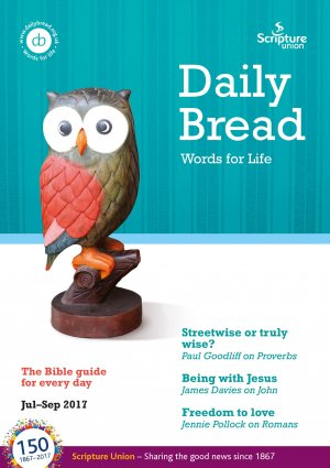 Daily Bread July - September 2017