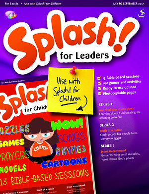 Splash! for Leaders July to September 2017