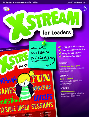 Xstream for Leaders July to September