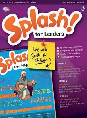Splash for Leaders October to December 2017