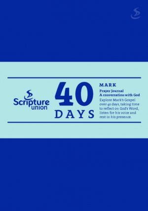 40 Days Mark Prayer Journal