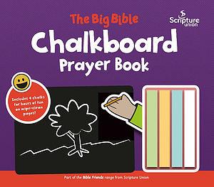 Big Bible Chalkboard Prayer Book
