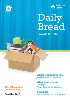 Daily Bread Jan-March 2018