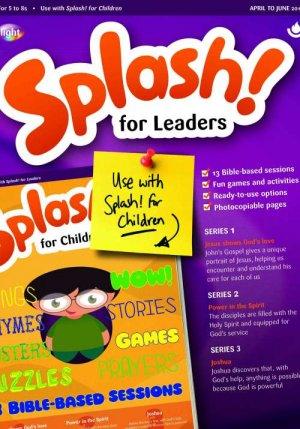 Splash! for Leaders (April - June 2018)
