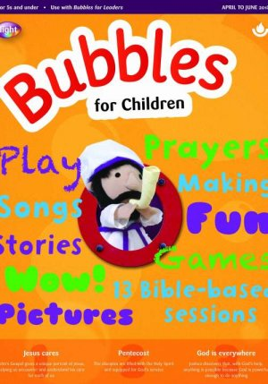 Bubbles for Children (April - June 2018)