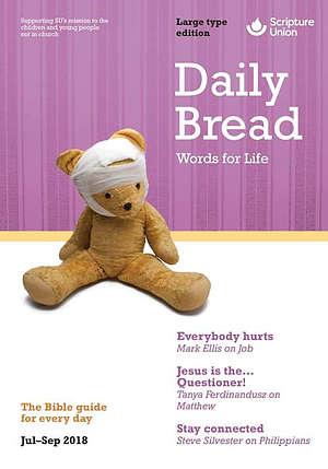 Daily Bread July - September 2018