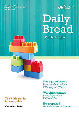 Daily Bread October - December 2018