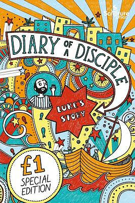 Diary of a Disciple - Luke's Story - Mini Edition
