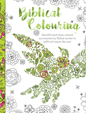Biblical Colouring Book