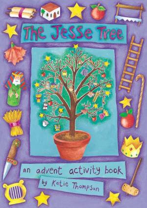 The Jesse Tree: Advent Activity Book