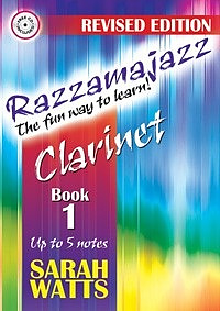 Razzamajazz Clarinet - Book 1