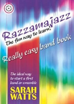 Razzamajazz Really Easy Band Book