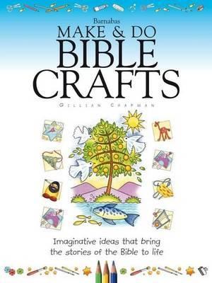 Barnabas Make and Do Bible Crafts