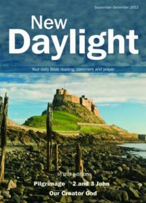 New Daylight Sep Dec 2012
