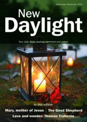 New Daylight Sep Dec 2013