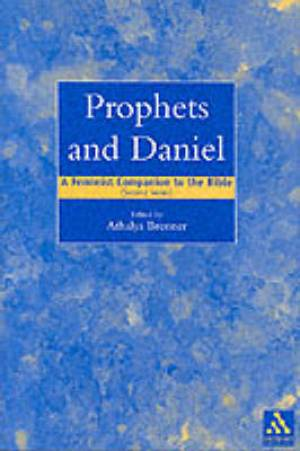 Prophets and Daniel