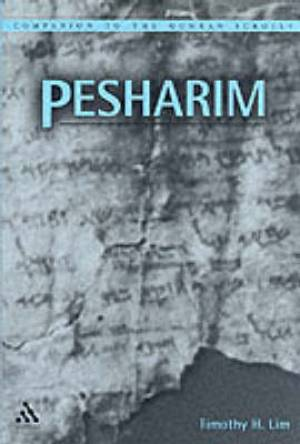 Pesharim : Companion to the Qumran Scrolls